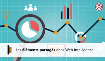 Elements partagés Web Intelligence