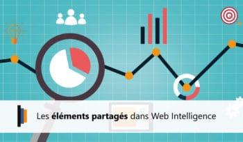Elements partagés Web Intelligence