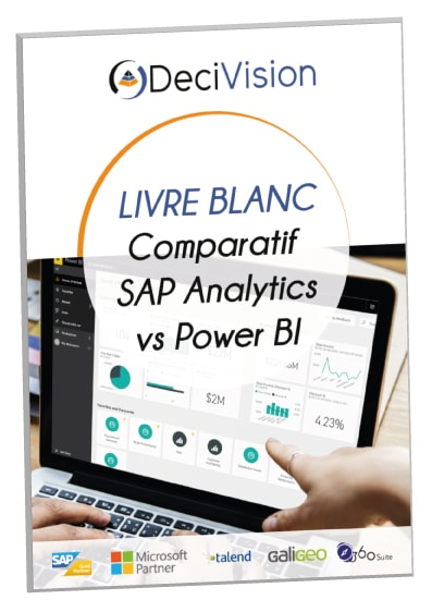 Comparatif SAP Analytics Power BI