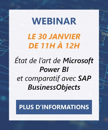 Informations webinar PowerBI vs SAP BusinessObjects