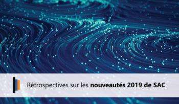Nouveautés 2019 de SAP Analytics Cloud