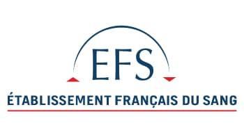 Logo Etablissement Francais du Sang