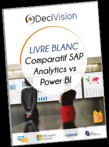 Livre blanc Comparatif SAP Analytics vs Power BI