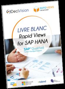 Livre blanc Rapid Views for SAP HANA