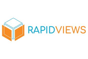 Logo société Rapid Views