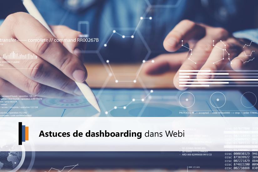 Astuces de dashboarding sur Web Intelligence