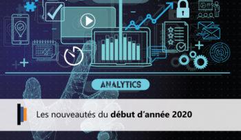 Nouveautés 2020 SAP Analytics Cloud