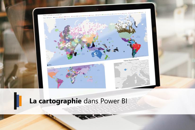 La cartographie dans Power BI