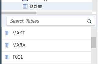 Résultat table Flowgraph