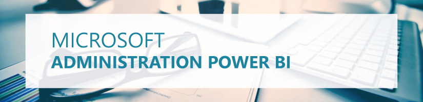 Formation Administration Microsoft Power BI