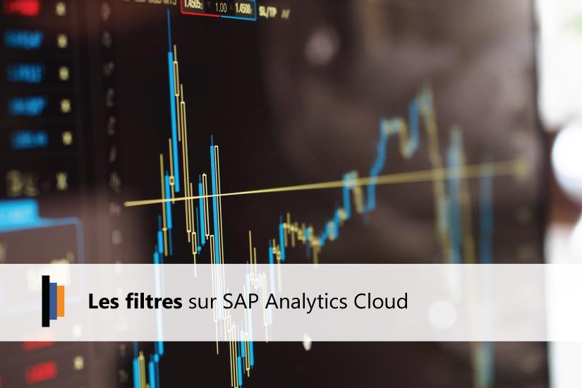 Filtres SAP Analytics Cloud