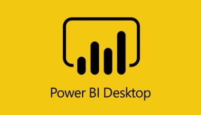 Logo Power BI Desktop