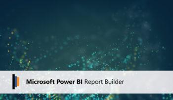 Microsoft Power BI Report Builder