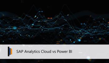 SAP Analytics Cloud vs Power BI