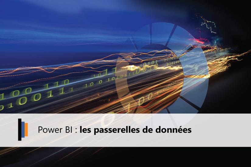 Passerelles de données Power BI